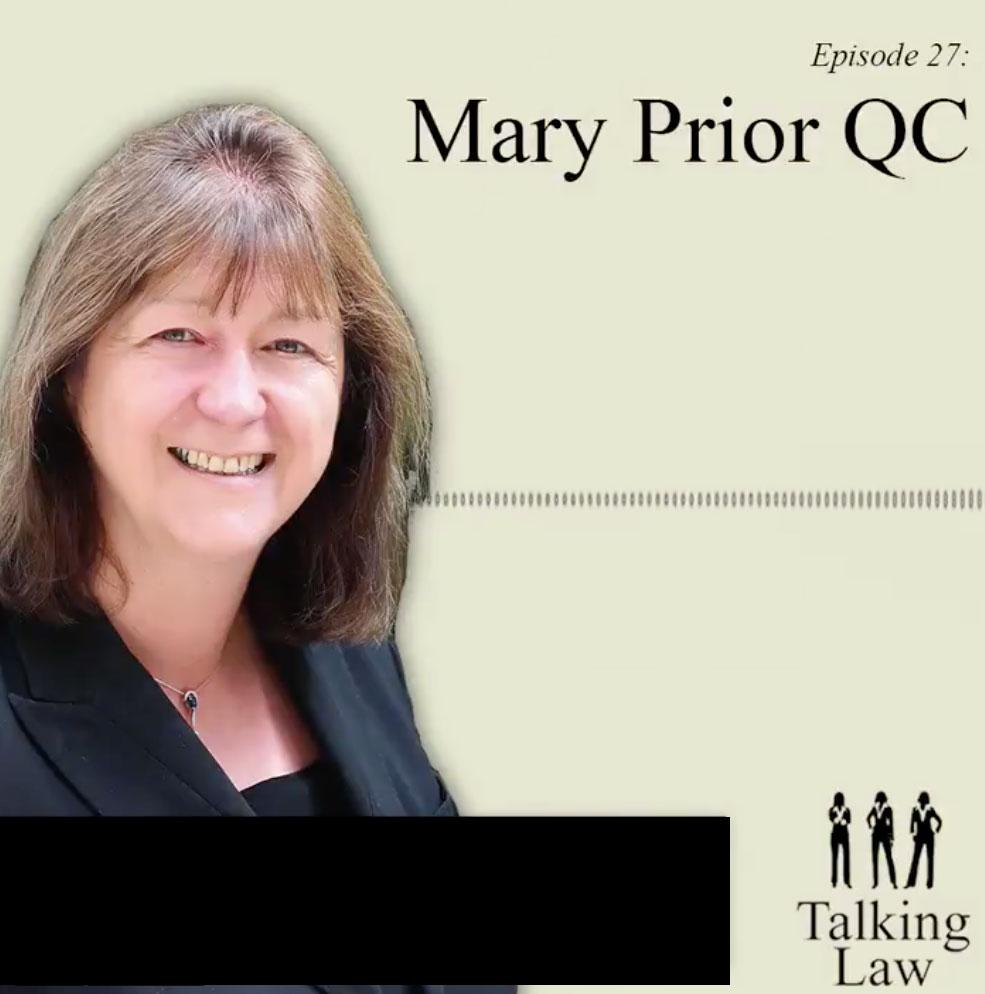 Mary Prior QC