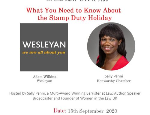 September 15th Lunch and Learn – Wesleyan on Stamp Duty