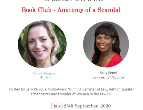 September Book Club with Sarah Vaughan