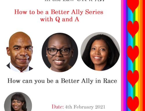 Thursday 4th February 7pm – How to be a Better Ally Series