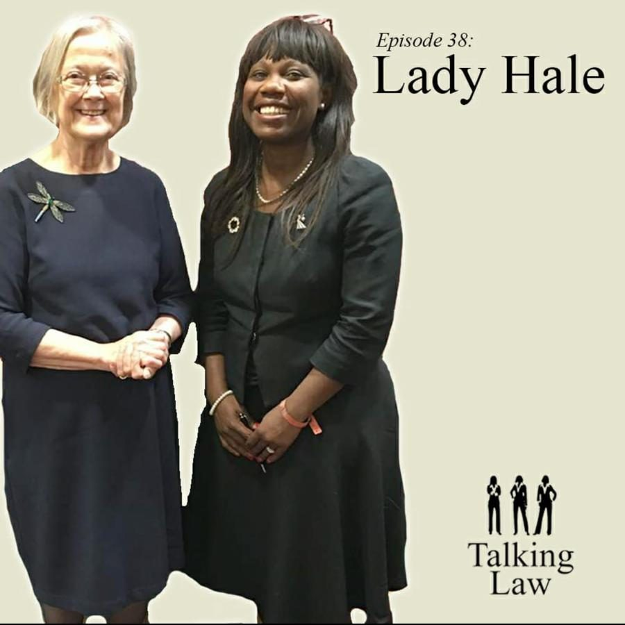 Lady Hale Baroness of Richmond