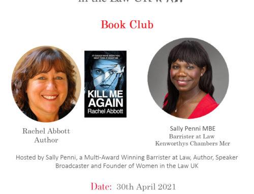 30th April – April Book Club – Rachel Abbott