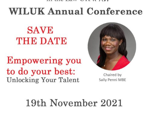19th November – Annual Conference – Empowering You To Do Your Best: Unlocking Your Talent