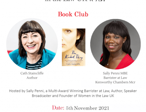 5th November – Book Club – The Kindest Thing