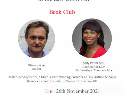 26th November – Book Club – Oliver Jarvis: The Genesis Inquiry
