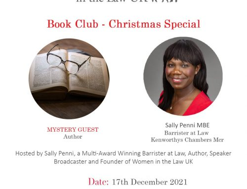 17th December – Book Club – Christmas Special
